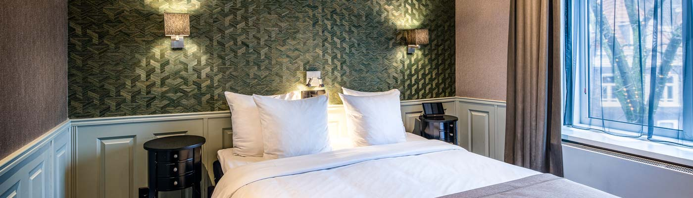 Double Room Hotel Sint Nicolaas Amsterdam Center
