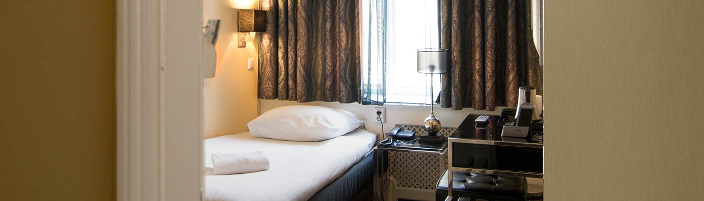 Single Room Hotel Sint Nicolaas Amsterdam Center